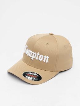 Mister Tee Flexfitted Cap Compton khaki