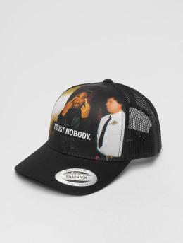 Mister Tee Gorra Trucker Tupac Trust Nobody Retro negro