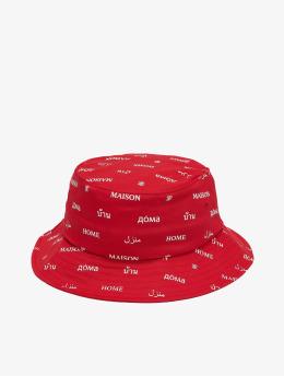 Mister Tee Hatt Maison röd
