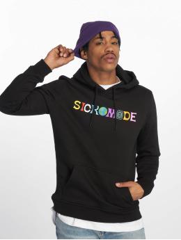 Mister Tee Hoodie Sickomode II black