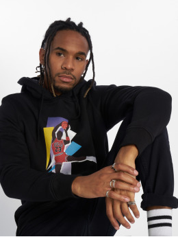 Mister Tee Hoodies Bulls sort