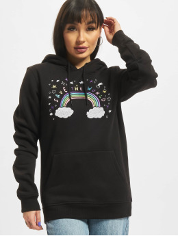 Mister Tee Hoody Save The World  zwart