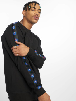 Mister Tee Jumper Nasa Insignia Tape black