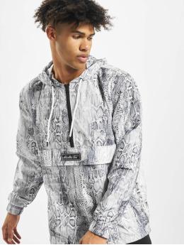Mister Tee Lightweight Jacket Snake gray