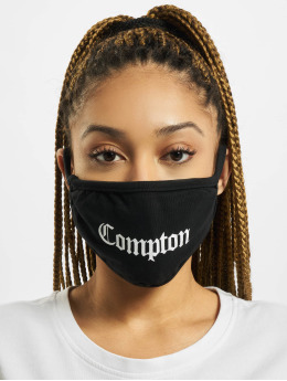 Mister Tee More Compton Face Mask black