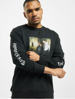Mister Tee Pullover Tupac Trust Nobody schwarz