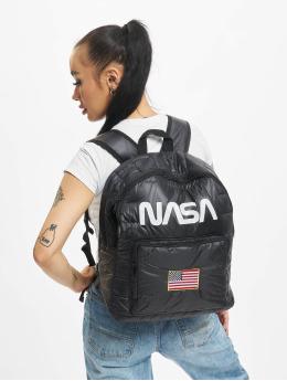 Mister Tee Ryggsekker NASA svart