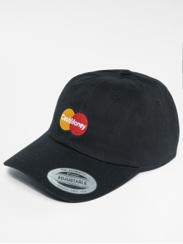Mister Tee Snapback Caps Cash Money Dad čern