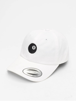 Mister Tee Snapback Caps Bullet Dad bialy