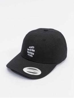 Mister Tee Snapback Caps Wiesn Club musta