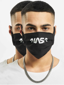 Mister Tee Sonstige Nasa Face Mask schwarz