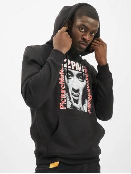 Mister Tee Sudadera Tupac Boxed In negro