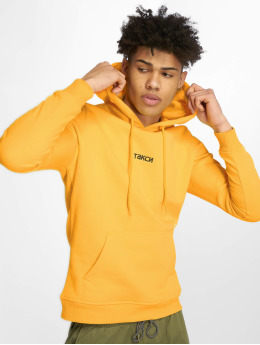 Mister Tee Sweat capuche Taxi jaune