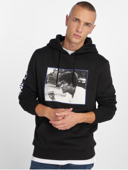 Mister Tee Sweat capuche Bruce Lee Be Water My Friend noir