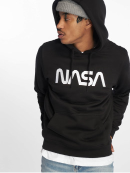 Mister Tee Sweat capuche Nasa Emb noir