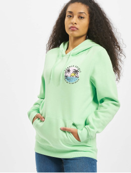 Mister Tee Sweat capuche Ladies Summer Spirit vert