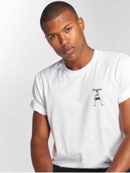 Mister Tee T-paidat Krautz valkoinen