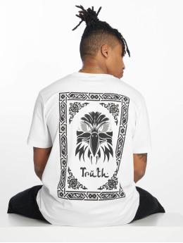 Mister Tee T-paidat Truth valkoinen