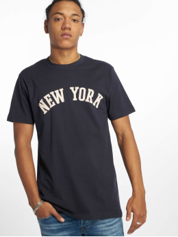 Mister Tee T-Shirt New York bleu