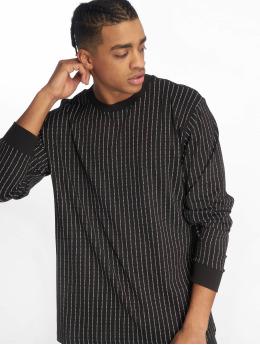 Mister Tee T-Shirt manches longues Fuckyou noir