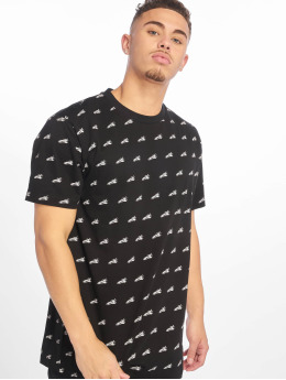 Mister Tee T-shirt Nasa Spaceship  nero