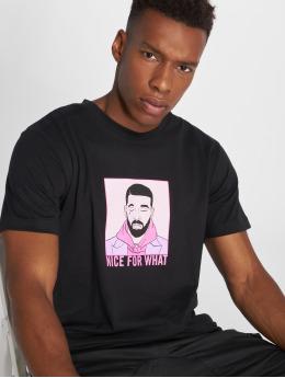 Mister Tee T-Shirt Nice For What noir