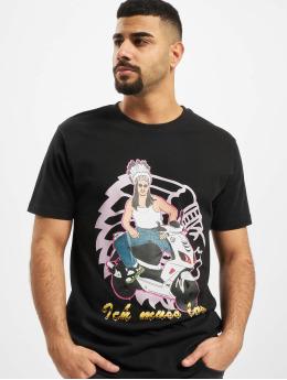 Mister Tee T-Shirt Roller  noir