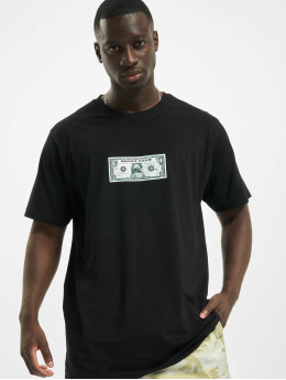 Mister Tee T-Shirt Money Guy noir