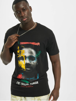 Mister Tee T-Shirt One Origin Human noir