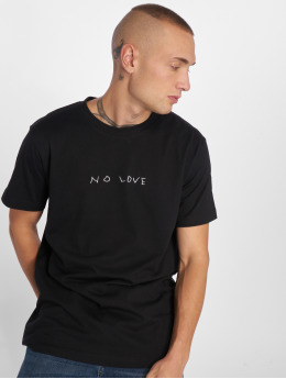 Mister Tee T-Shirt No Love schwarz