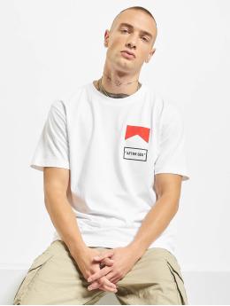 Mister Tee T-shirt AS vit