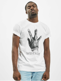 Mister Tee T-shirt Westside Connection 2.0 vit