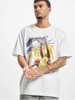 Mister Tee T-shirt Attack Player Oversize vit