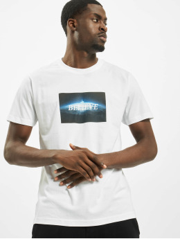 Mister Tee t-shirt Believe  wit