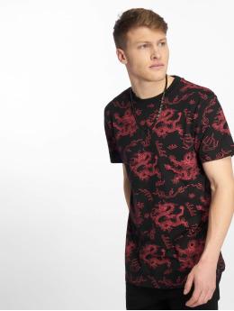 Mister Tee t-shirt Dragon zwart