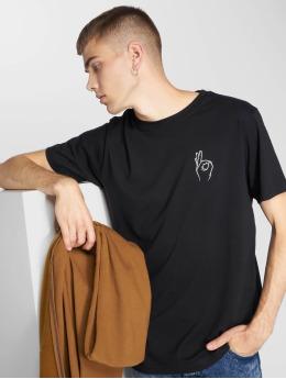 Mister Tee t-shirt Easy zwart