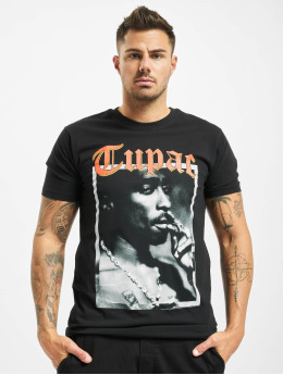 Mister Tee t-shirt Tupac California Love zwart