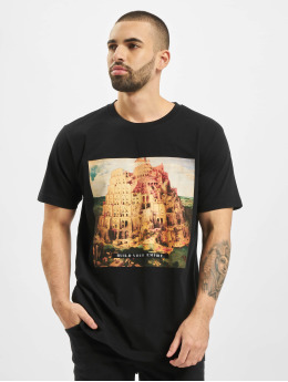 Mister Tee t-shirt Build Your Empire zwart