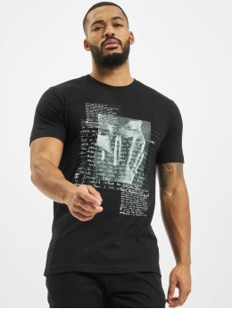 Mister Tee t-shirt Tupac Lyrics zwart