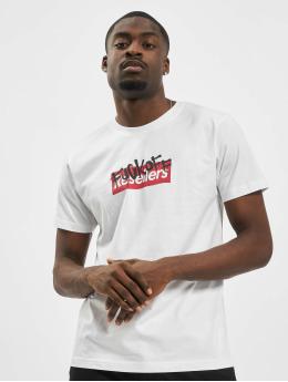 Mister Tee T-skjorter Reseller hvit