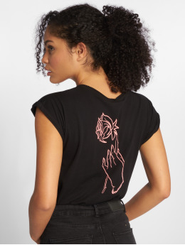 Mister Tee T-skjorter Ladies Only Love svart