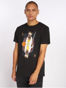 Mister Tee T-skjorter King James LA svart