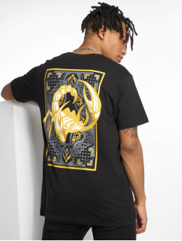 Mister Tee T-skjorter Scorpion Of Arabia svart