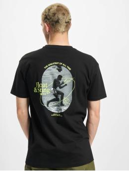 Mister Tee T-skjorter The Greatest Oversize svart