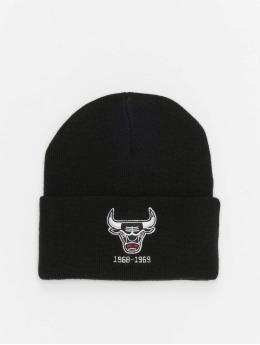 Mitchell & Ness Beanie NBA Team Logo Cuff Knit svart