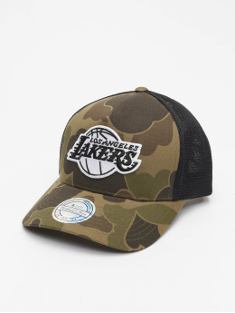 Mitchell & Ness Casquette Snapback & Strapback NBA L.A. Lakers 110 camouflage