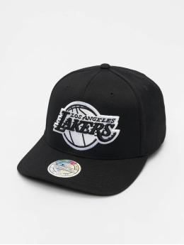Mitchell & Ness Casquette Snapback & Strapback NBA LA Lakers 110 noir