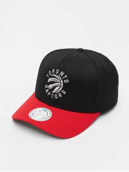 Mitchell & Ness Casquette Snapback & Strapback NBA Toronto Raptors 110 2 Tone noir