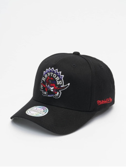 Mitchell & Ness Casquette Snapback & Strapback NBA HWC Eazy 110 Curved Toronto Raptors noir