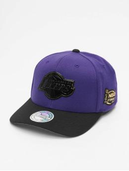 Mitchell & Ness Casquette Snapback & Strapback HWC Presto LA Lakers pourpre